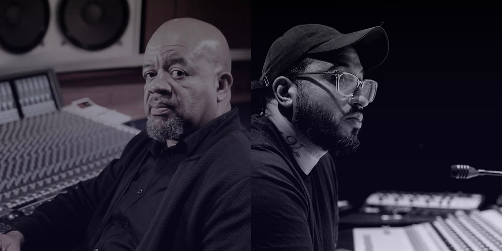 Feedback Session - Frank Socorro & Gary Noble