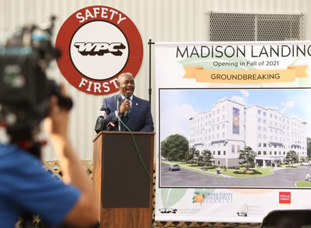 Madison Landing Groundbreaking Event - Affordable Senior Housing in Orange County