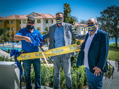 Rollins College - New Lakeside Neighborhood - Virtual Ribbon Cutting