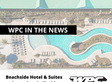 WPC Renovation - Cocoa Beach's Latest Hotel Embraces the City's Retro Vibes