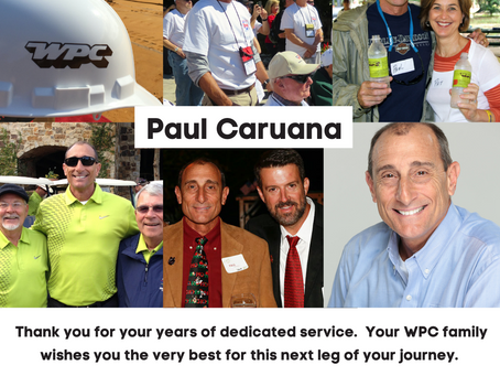 Paul Caruana - Congratulations on your Retirement!
