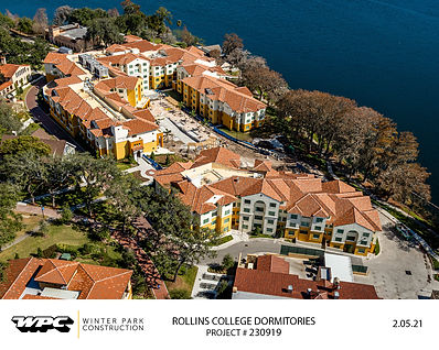 Rollins College Dormitories 2--21 03 TB.
