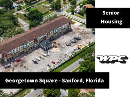 Georgetown Square - NEW Senior Housing - Sanford Site Transformation into Fashion Homes
