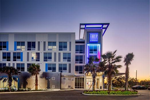 TRYP by Wyndham Orlando Hospitality Cons