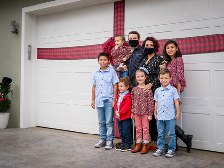 USMC Sergeant Beck - New Home in Time for Christmas