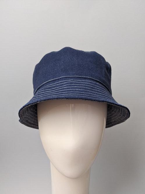 Small Brim Bucket Hat