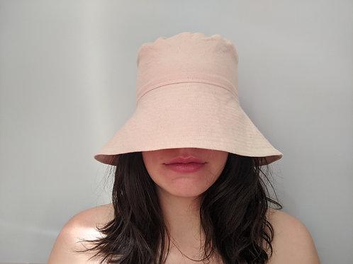 Extra Large Brim Bucket Hat