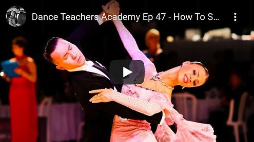 Z21 How to share the beauty of dancing a