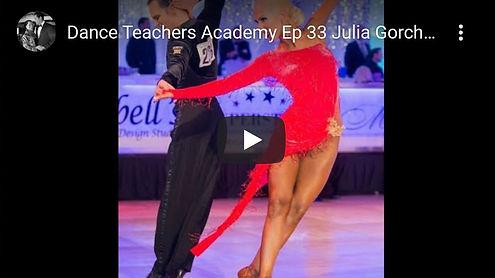 Z7 Julia Gorchakova and Bob Powers Legen