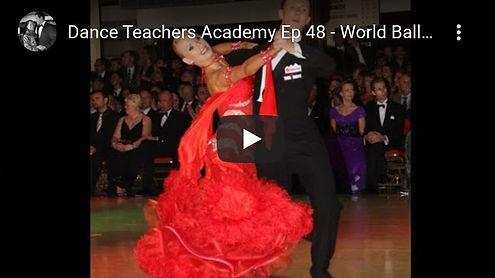 Z22 World ballroom dance championships K