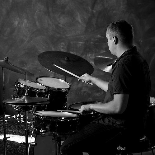 One Drum Lesson - 30 Minutes
