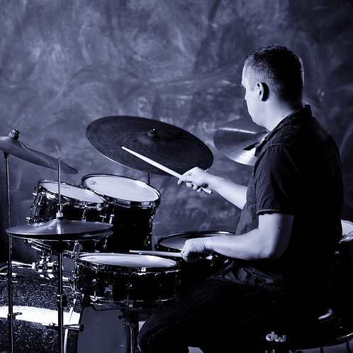 One Drum Lesson - 60 minutes