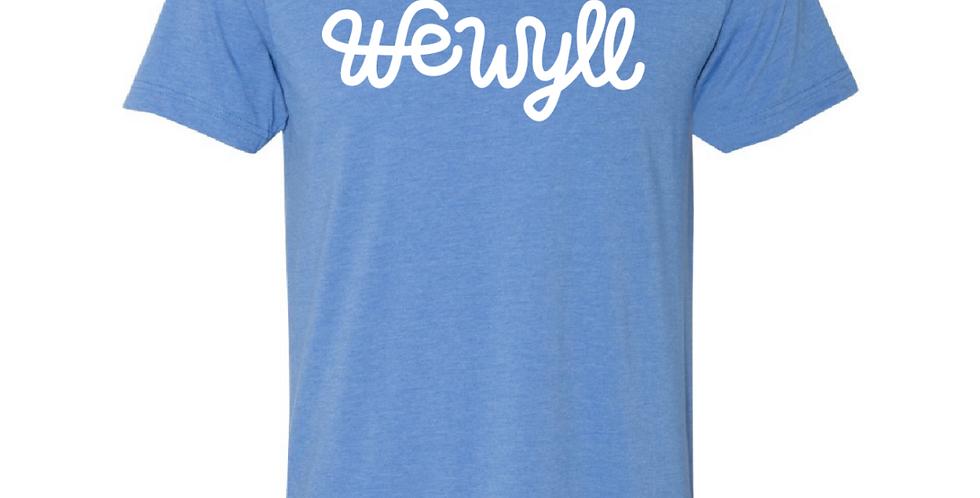 WeWyll original t-shirt
