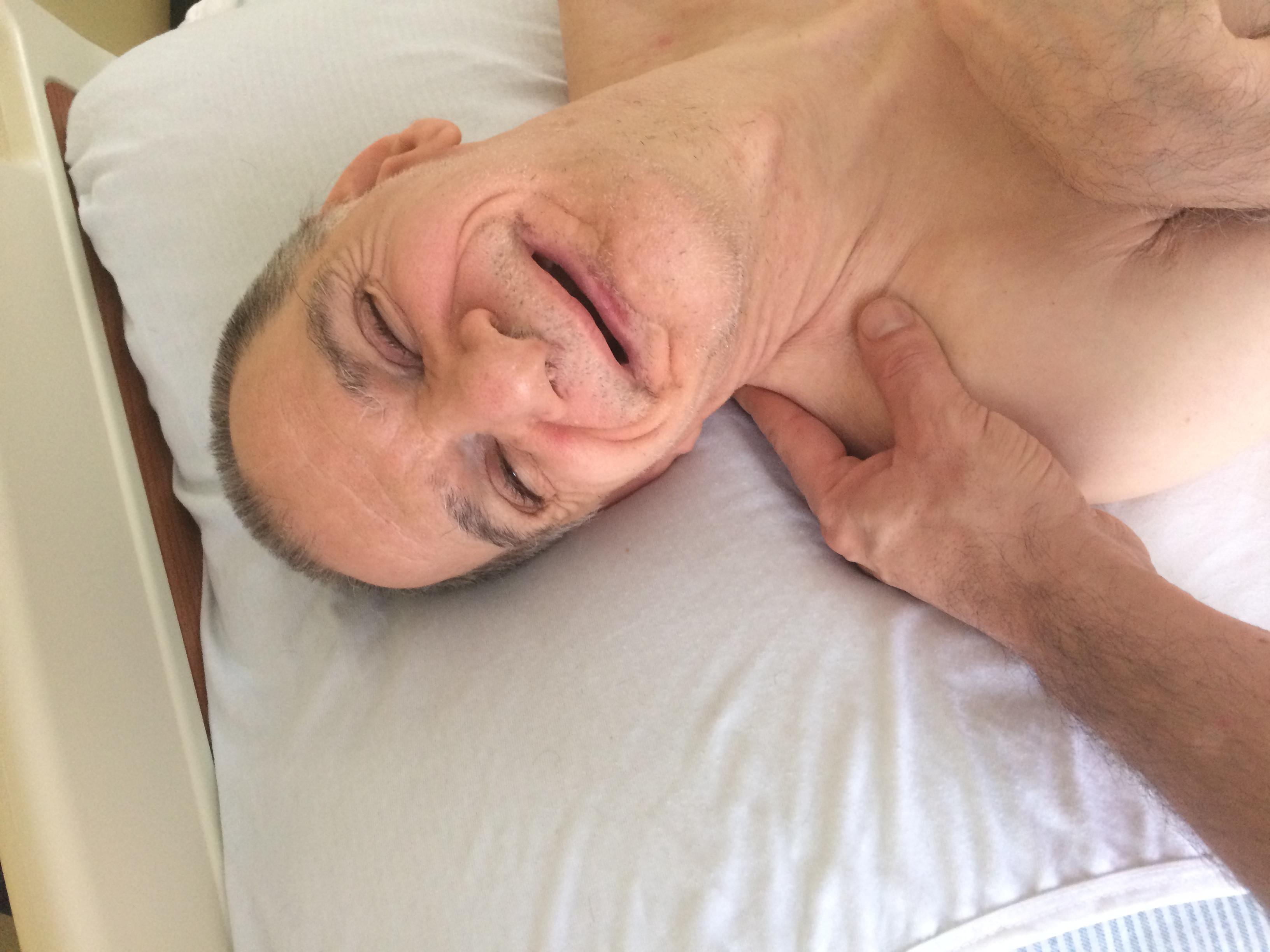 Massage pour handicapé