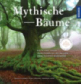 Cover Mythische Bäume - ein Buch im KOSMOS Verlag