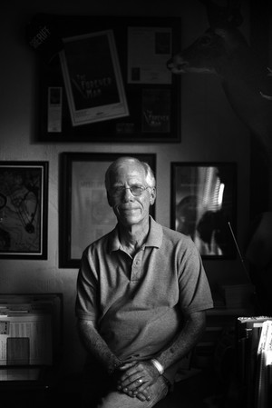 Author C. William Davis III BW.JPG