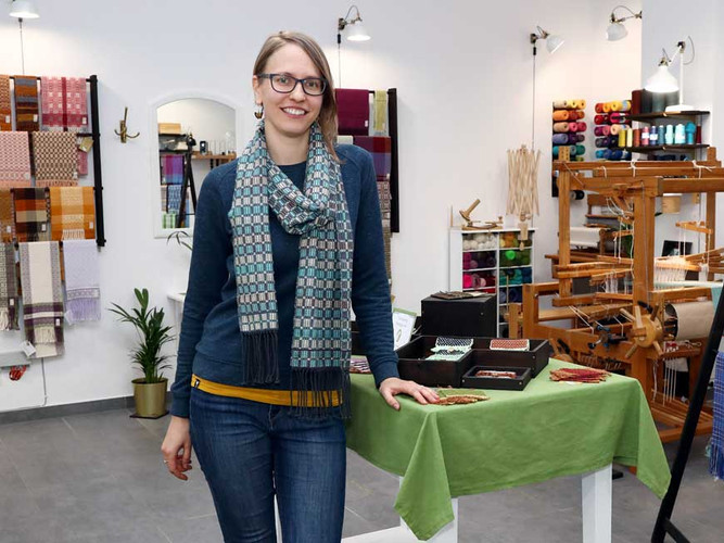Craft Pigeon Handweberei l Leipzig