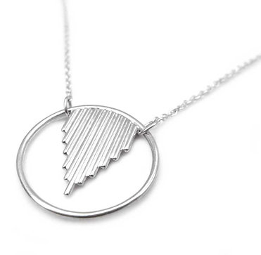 Oracle » Sterling Silver Necklace