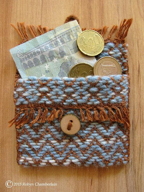 Indigo Desert » Hand-woven Keeper