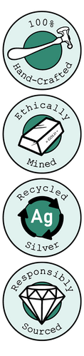 Sustainable Jewellery Badges