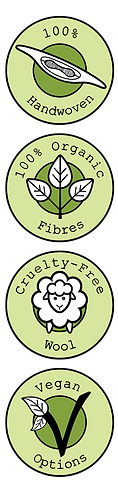 Ethical Weaving Badges