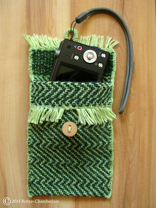 Woodland Expedition » Hand-woven Keeper