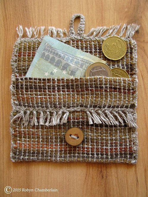 Wood and Stone » Hand-woven Keeper