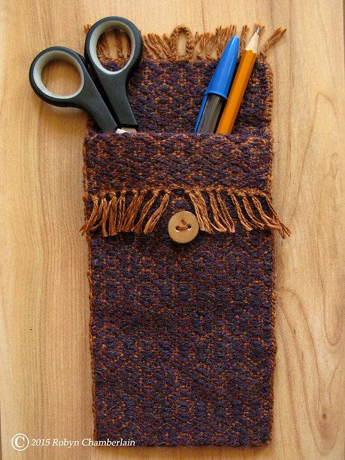 Plum Delight » Hand-woven Keeper