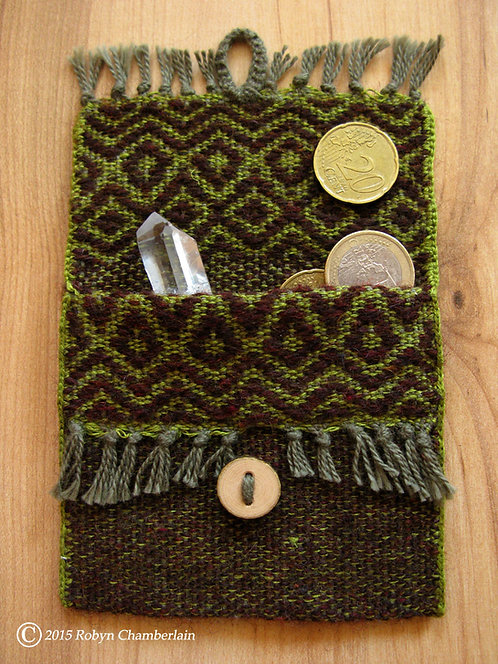 Ornamental Thicket » Hand-woven Keeper