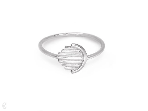 Triumph » Sterling Silver Ring