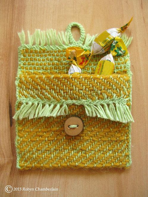 Citron Splash » Hand-woven Keeper