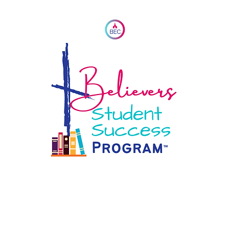 Believers Student Success Program Logo (