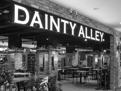 DAINTY ALLEY