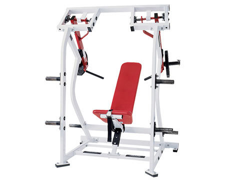 Used Hammer Strength Iso-lateral Shoulder Press