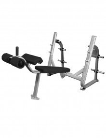 Signature olympic decline bench (new)