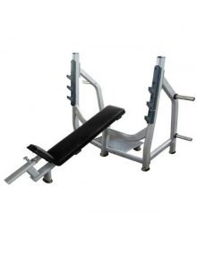 Signature olympic incline bench (new)