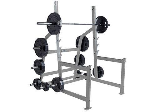 Hammer squat rack (new)