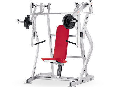 Used Hammer Strength Iso-lateral Seated Bench Press