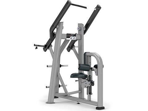 Signature plate loaded lat pull down (new)
