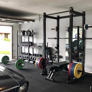 Build your own garage gym