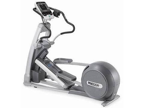 Precor EF546i experience elliptical