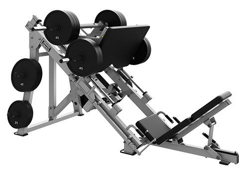 Hammer strength 45 degree linear leg press (refurbished)
