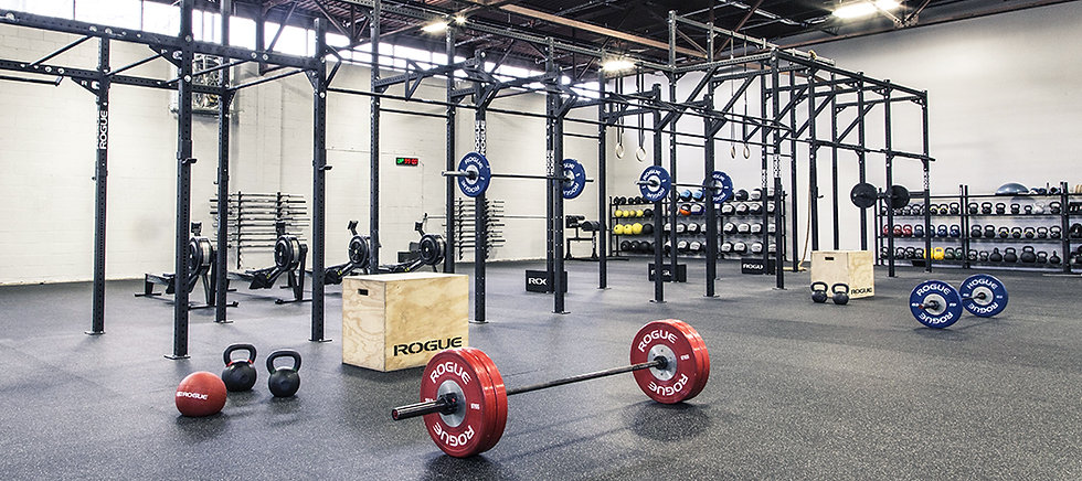 Crossfit equipment (call for pricing)