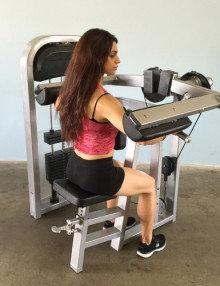 Pro-fit lateral shoulder raise machine (new)