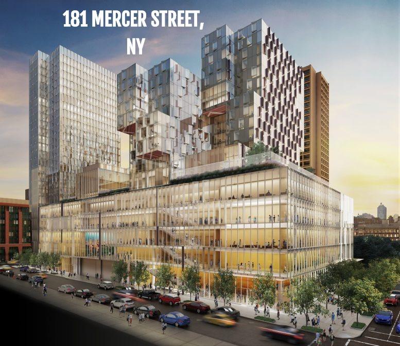 181 MERCER STREET