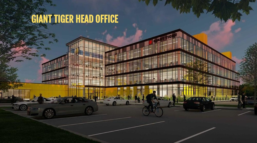 GIANT TIGER HEAD OFFICE