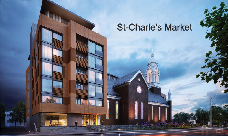 ST-CHARLES MARKET