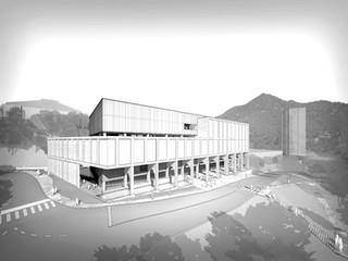 2018 대한민국임시정부기념관 설계공모