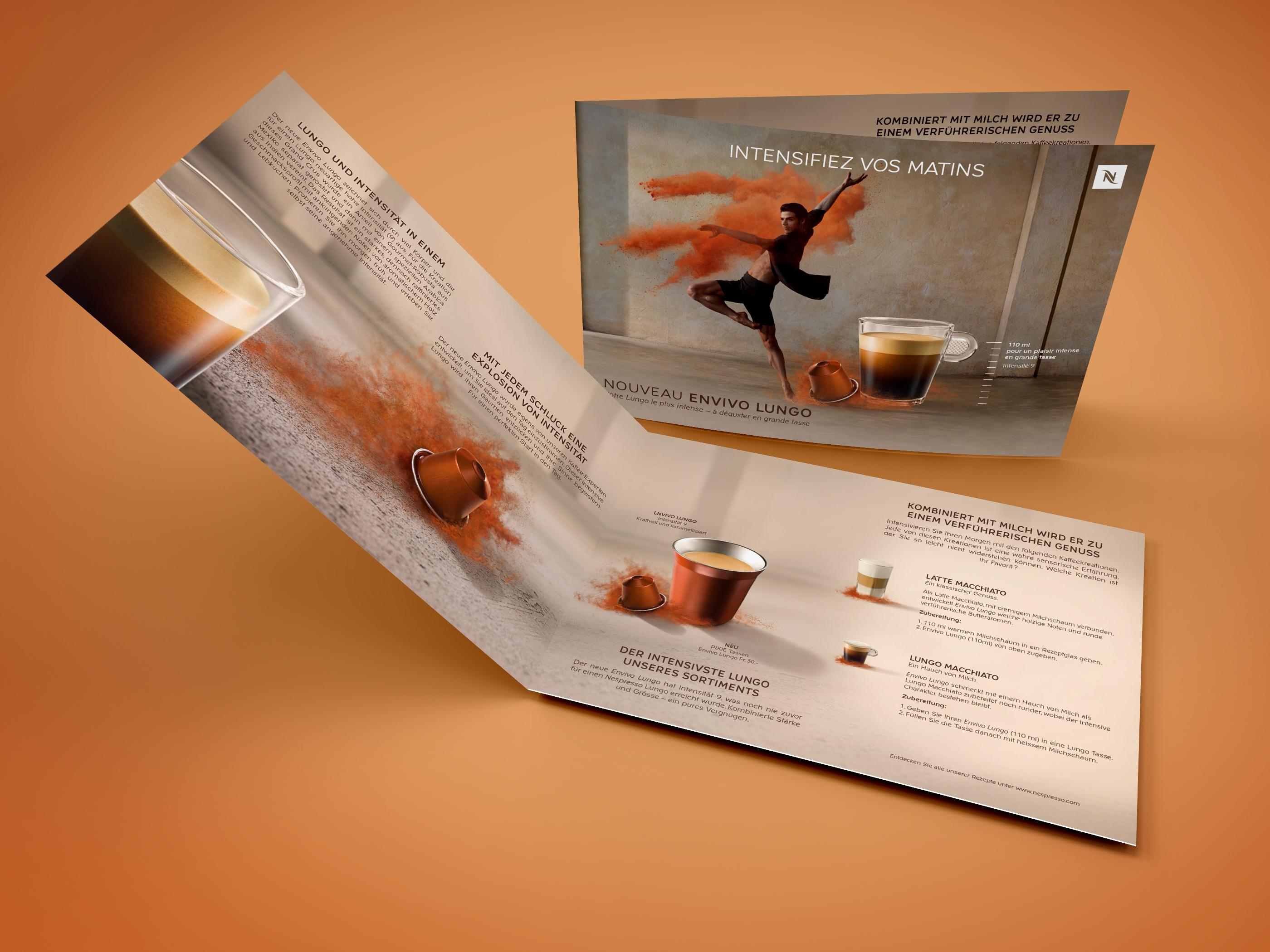 Nespresso Brochure