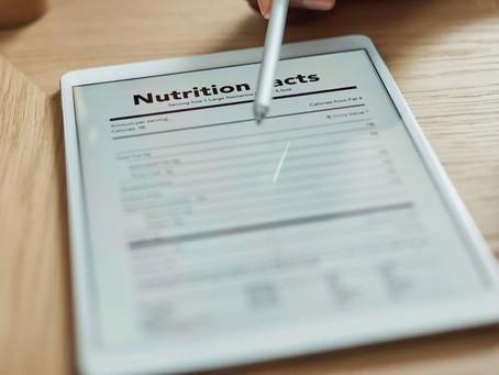 Cómo Leer Una Etiqueta Nutricional: No Cometas Estos Errores